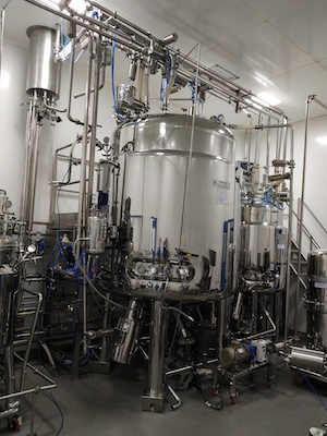 LIQUID SYRUP MANUFACTURING PLANT