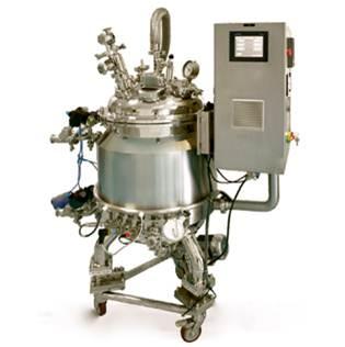 sterile vessel