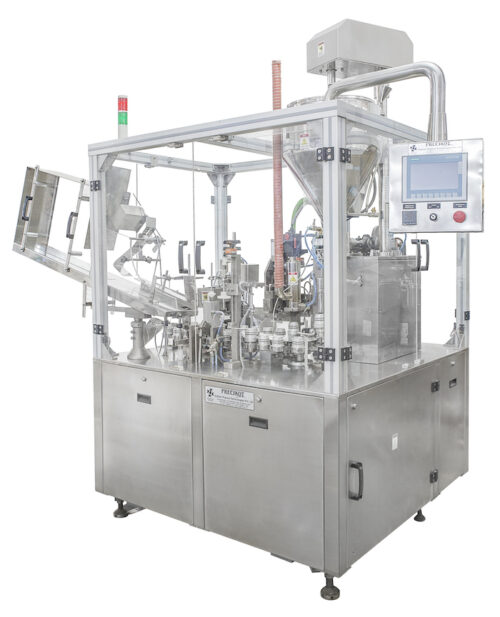 automatic tube filling machine