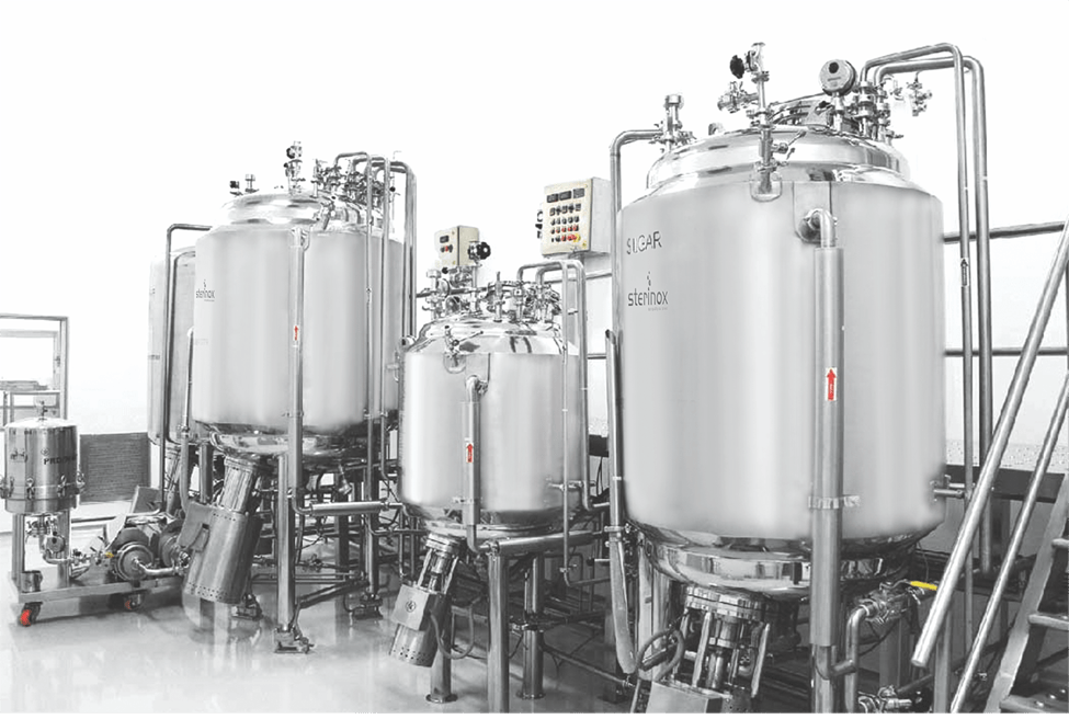 liquid-syrup-manufacturing-plant